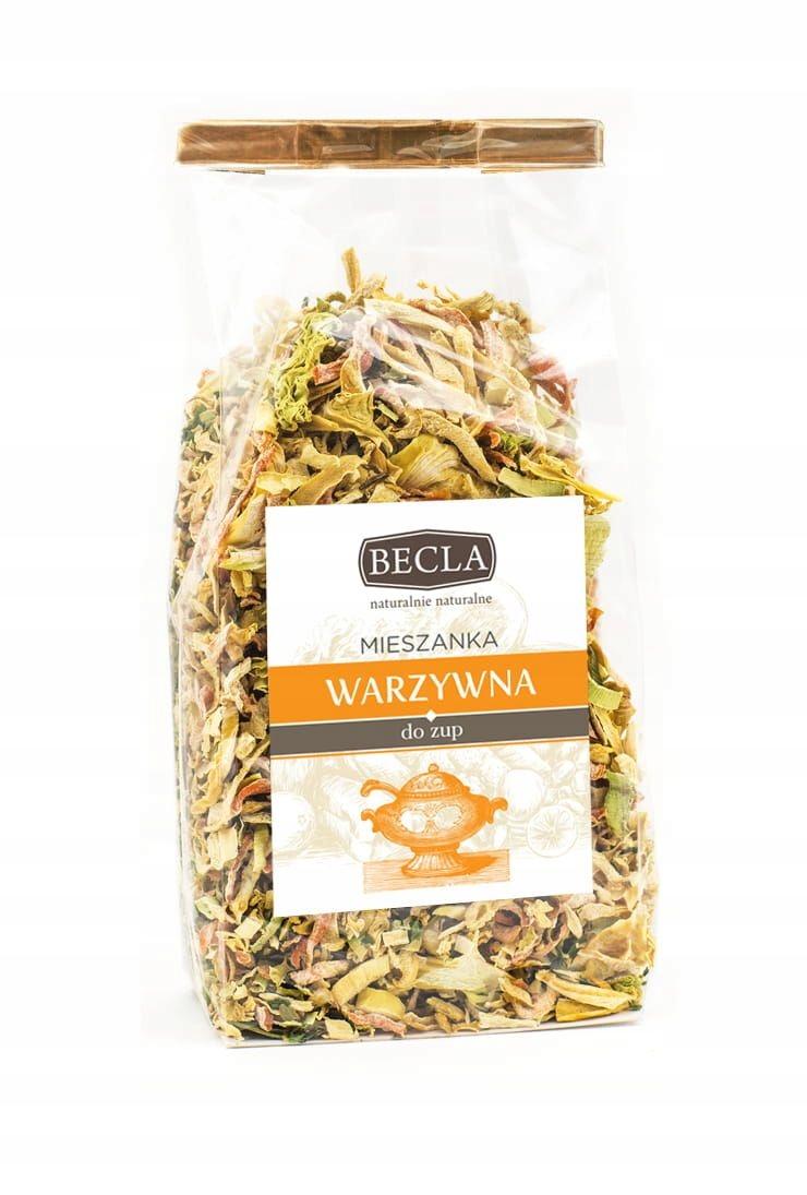 BECLA Овощная смесь для супов 100г