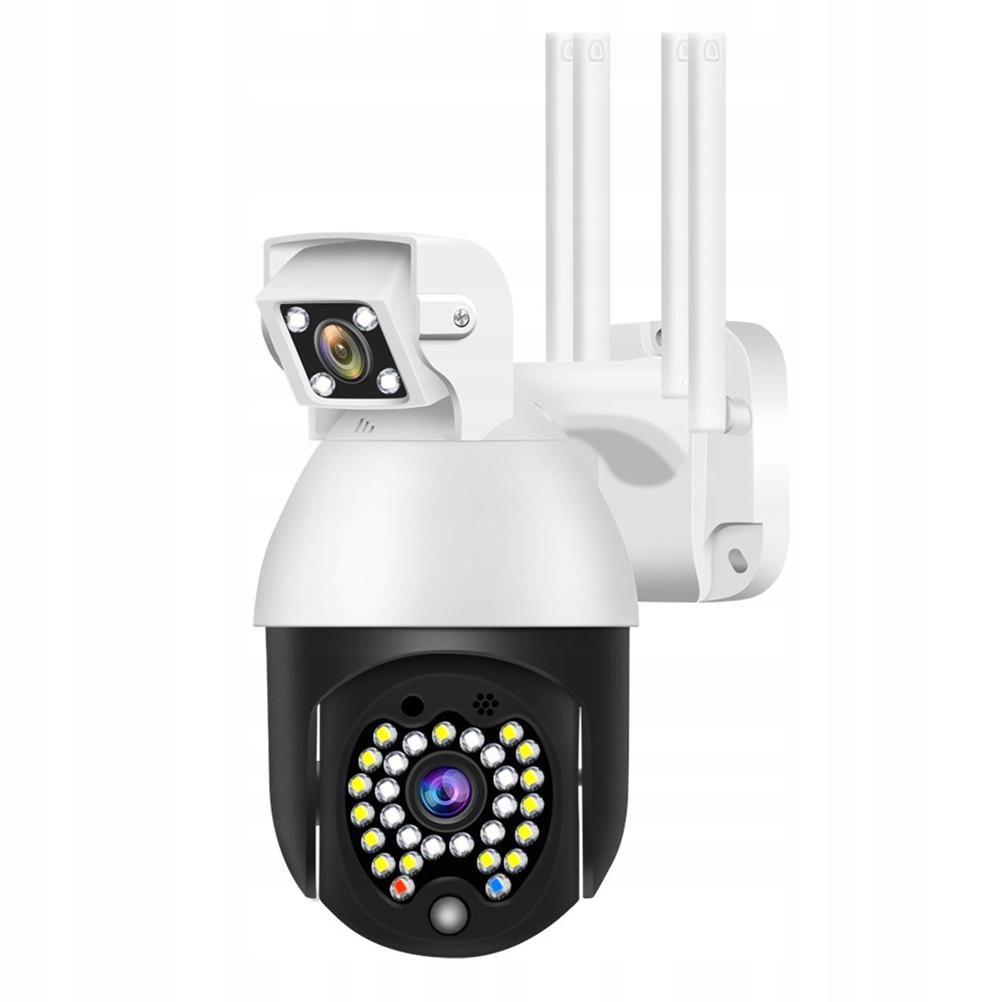 2MP 1080P Kamera bezpieczeństwa Kamera Ptz Nadzór