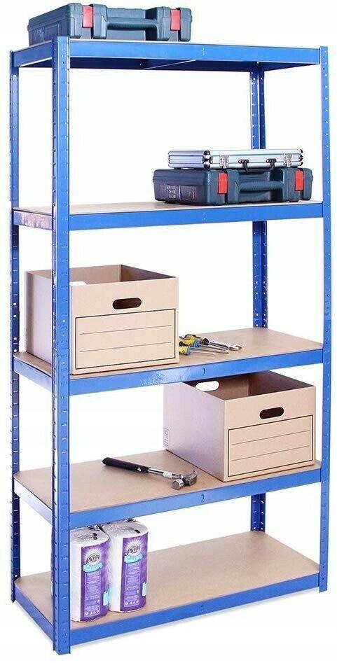 1BD10 Rack Garáž Workbench G-Modul modrá