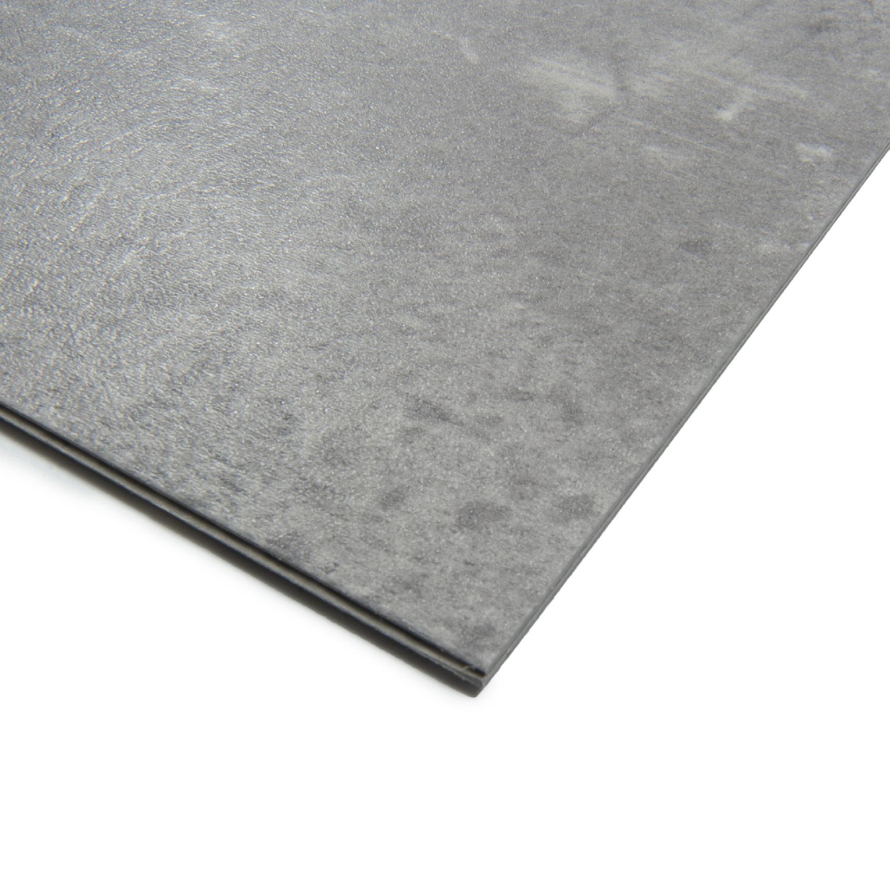 Панели виниловая плитка водостойкая бетонная серая шт.