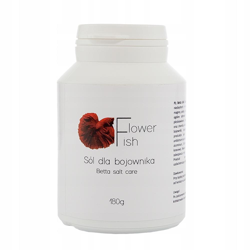 Flower Рыба - Соль для боевиков 180г
