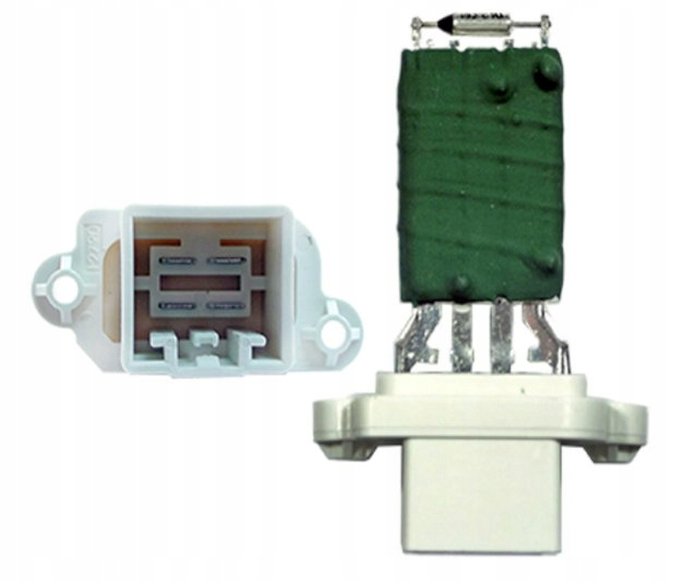 fiesta v focus c-max регулятор резистор воздуходувки