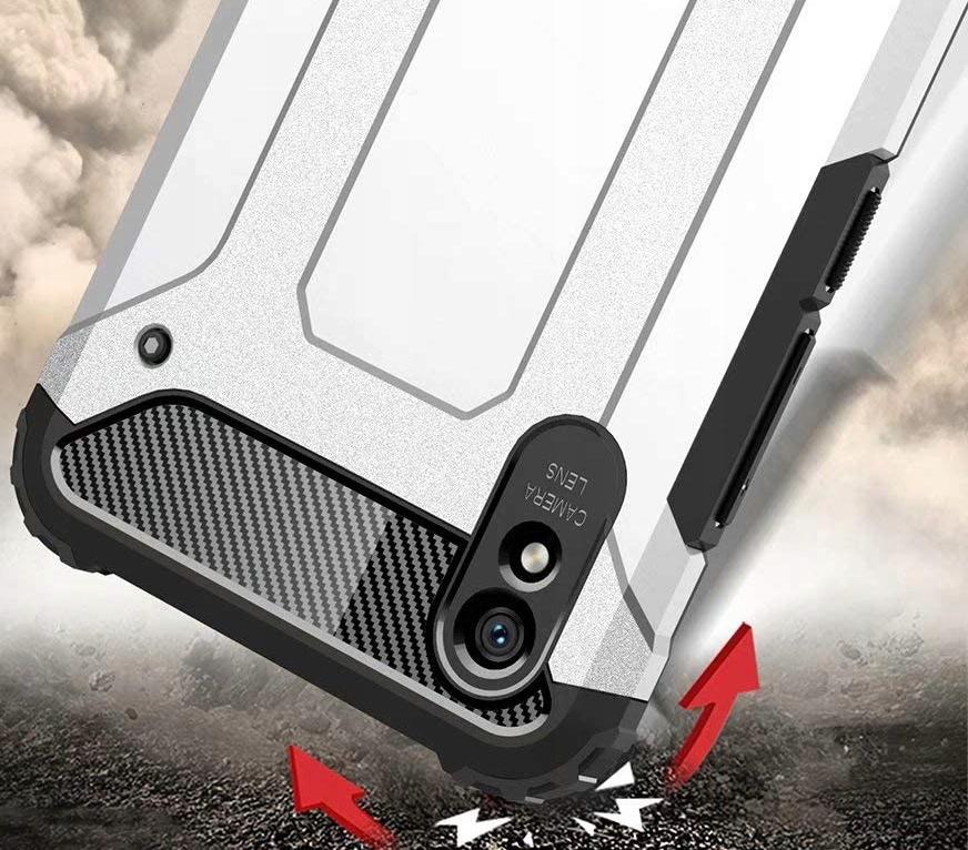 Etui do Xiaomi Redmi 9A Pancerne Case Armor +Szkło Kod producenta G22