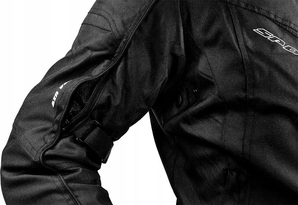 Куртка мотоциклетная текстильная meska туристическая, фото 7