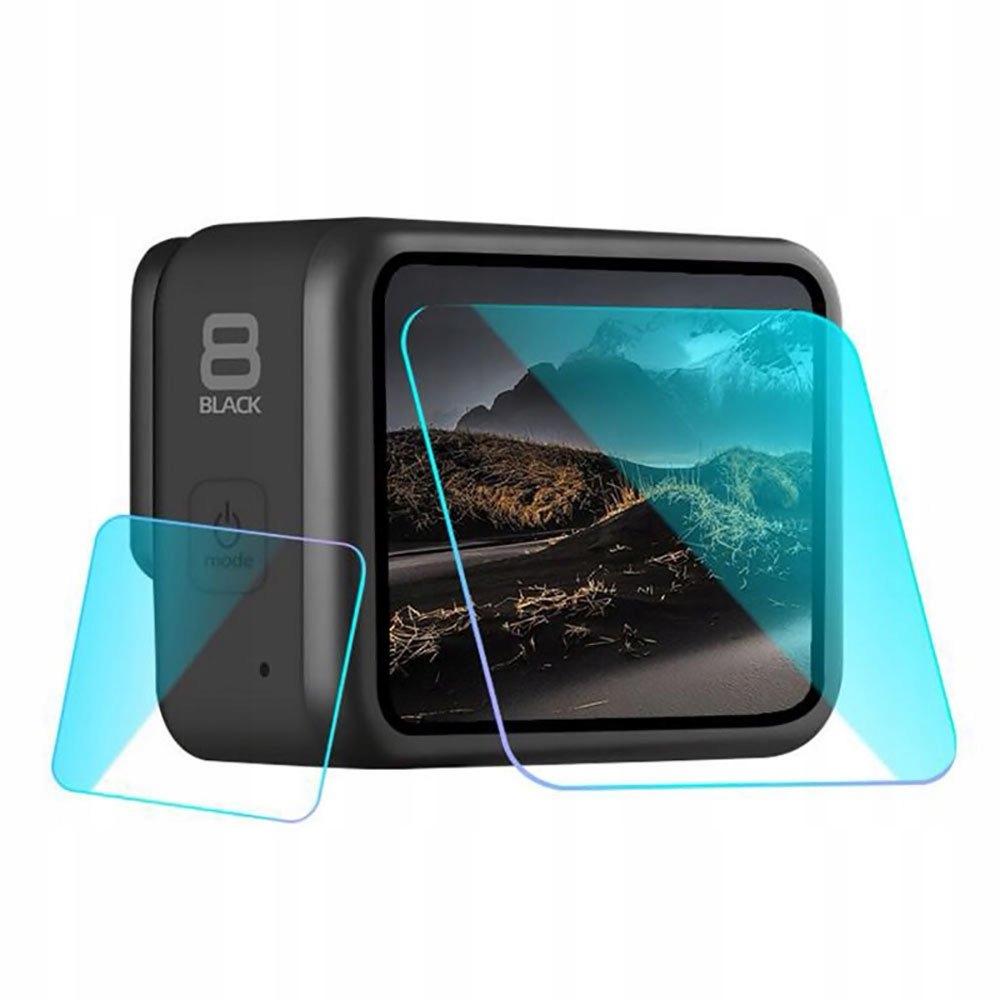 Szkło Zabezpieczające Ekran Obiektyw do GoPro 8