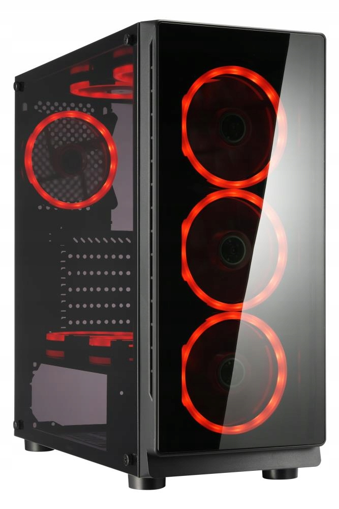 Obudowa PC ATX USB 3.0 LED Gaming Producent inny