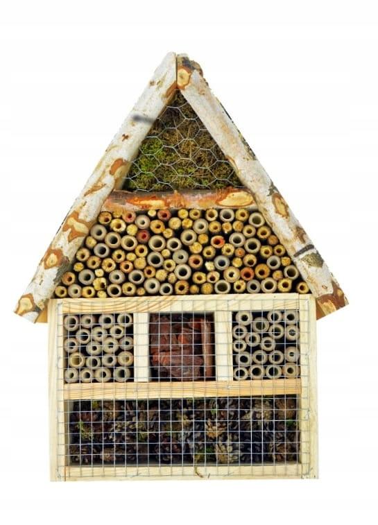 Гостиница, домик для насекомых 05.2 XXL 50 см !!