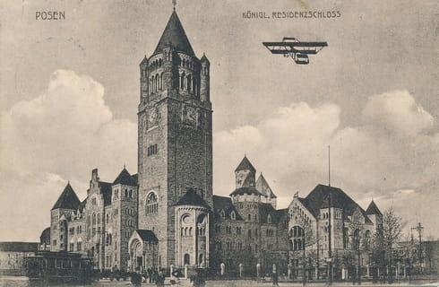Poznań posen hrad 0351