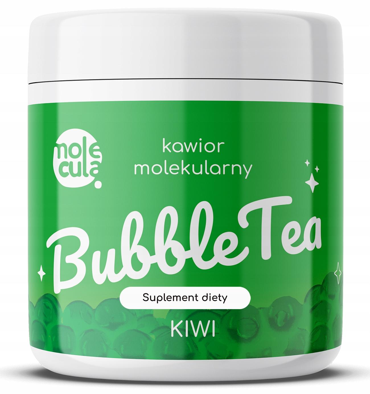 Молекулярная икра со вкусом киви 0,7 кг - Bubble Tea