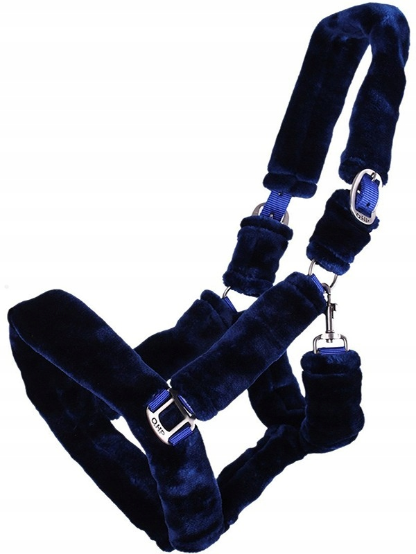 QHP повод Аляска COB темно-синий
