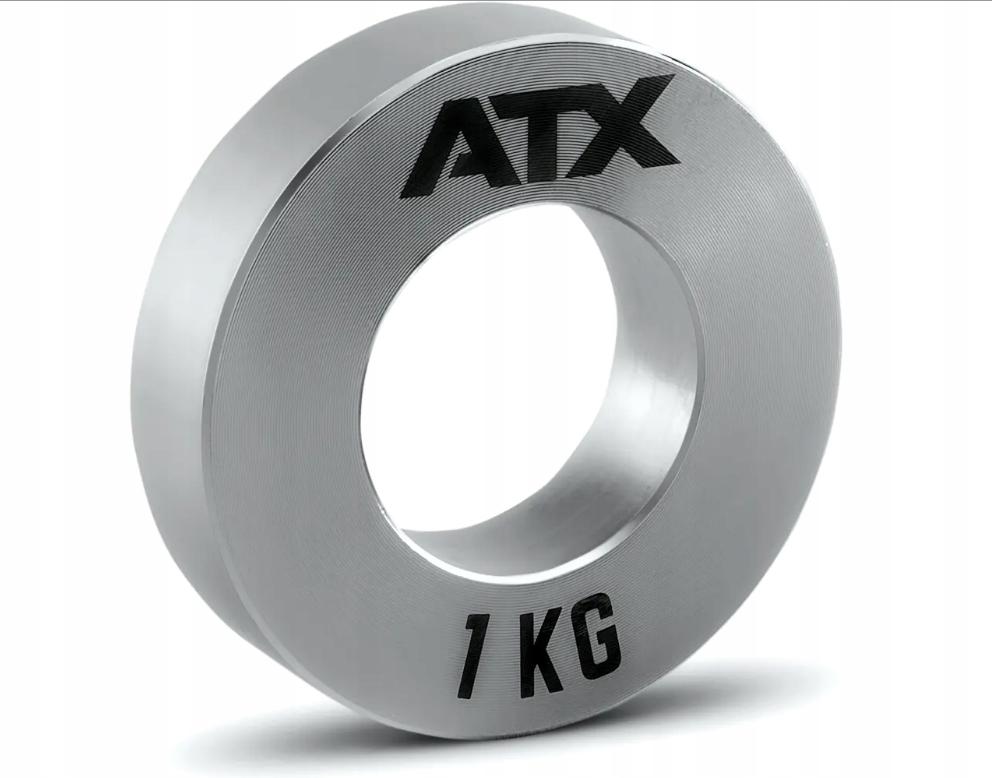 Zaťaženie ocele 50 mm frakčné ATX 1 kg