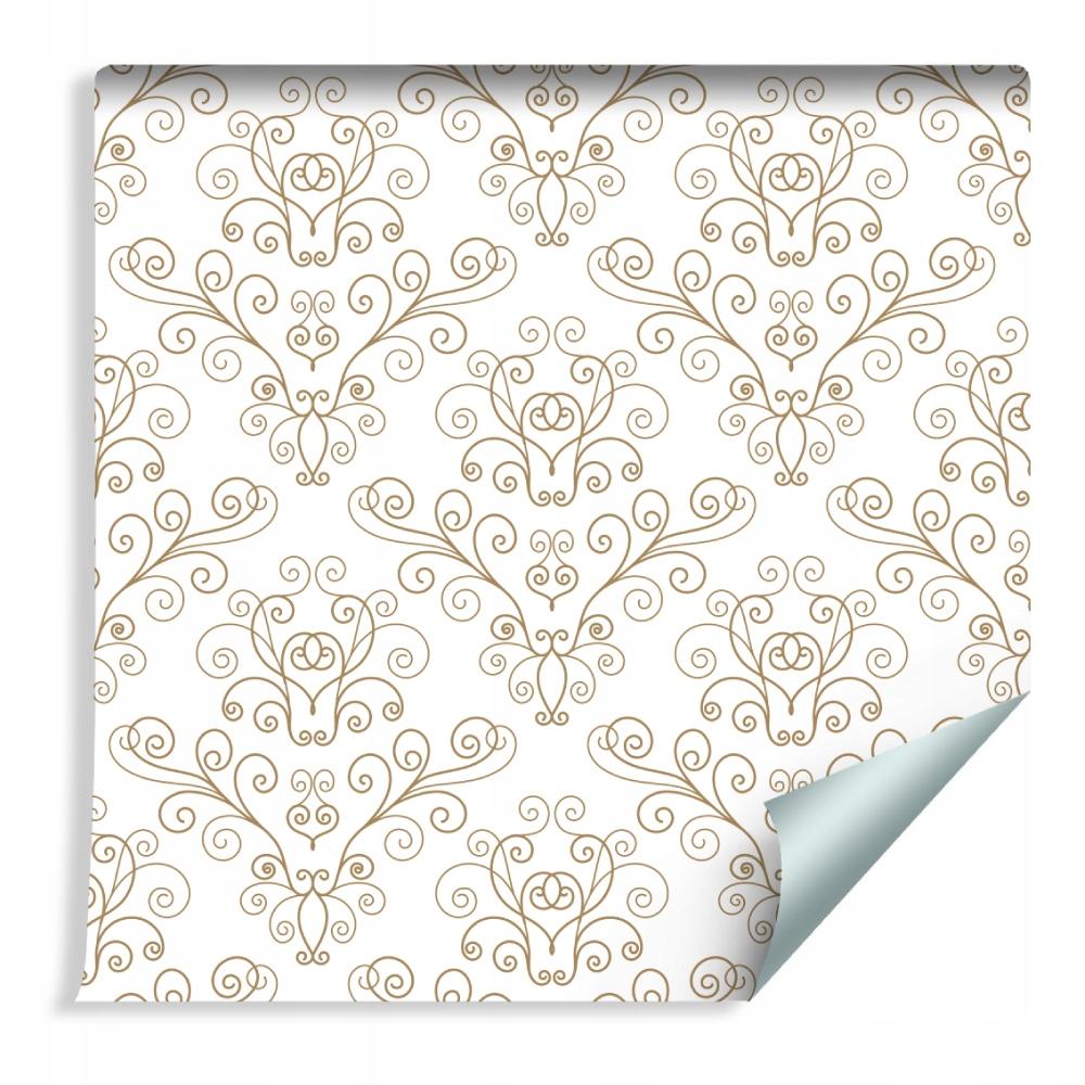 10m TAPETA Retro - krásny kvetinový vzor