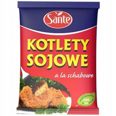 СОЕВЫЕ ЧЕПСЫ A'LA SCHABOWY NO GMO 100 G SANTE
