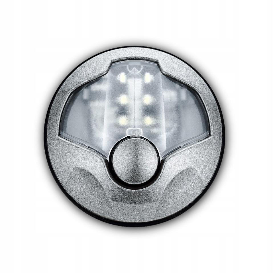 лампа освещения интерьер кабины led osram 12v