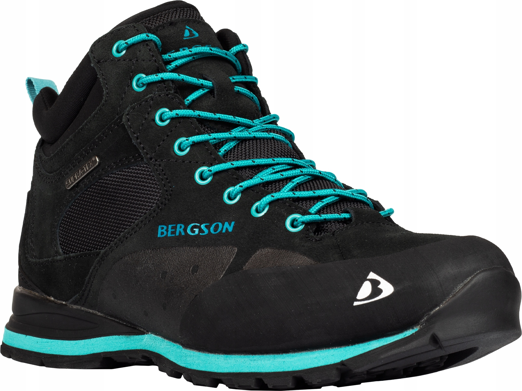 Damskie Buty Trekkingowe Bergson Soira Wysokie 39 9536673288 Allegro Pl