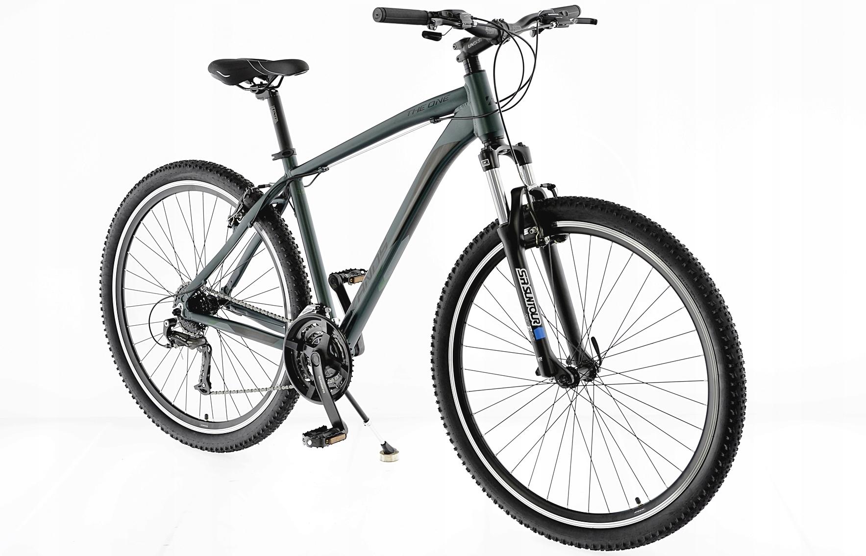 KANDS THE ONE rower mtb 29 VB altus 19 zieleń 2021 Rozmiar ramy 19 cali