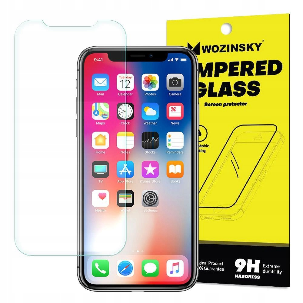 Szkło Hartowane 9H | Wozinsky | Huawei Y7 2018