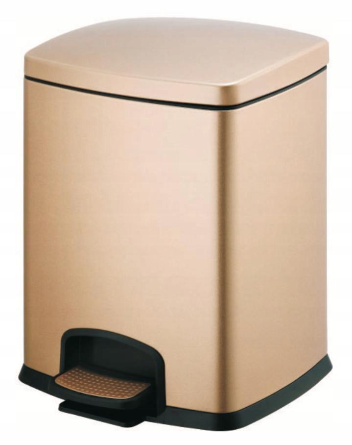 Zlatý odpadkový kôš 12L STELLA 20.20312G