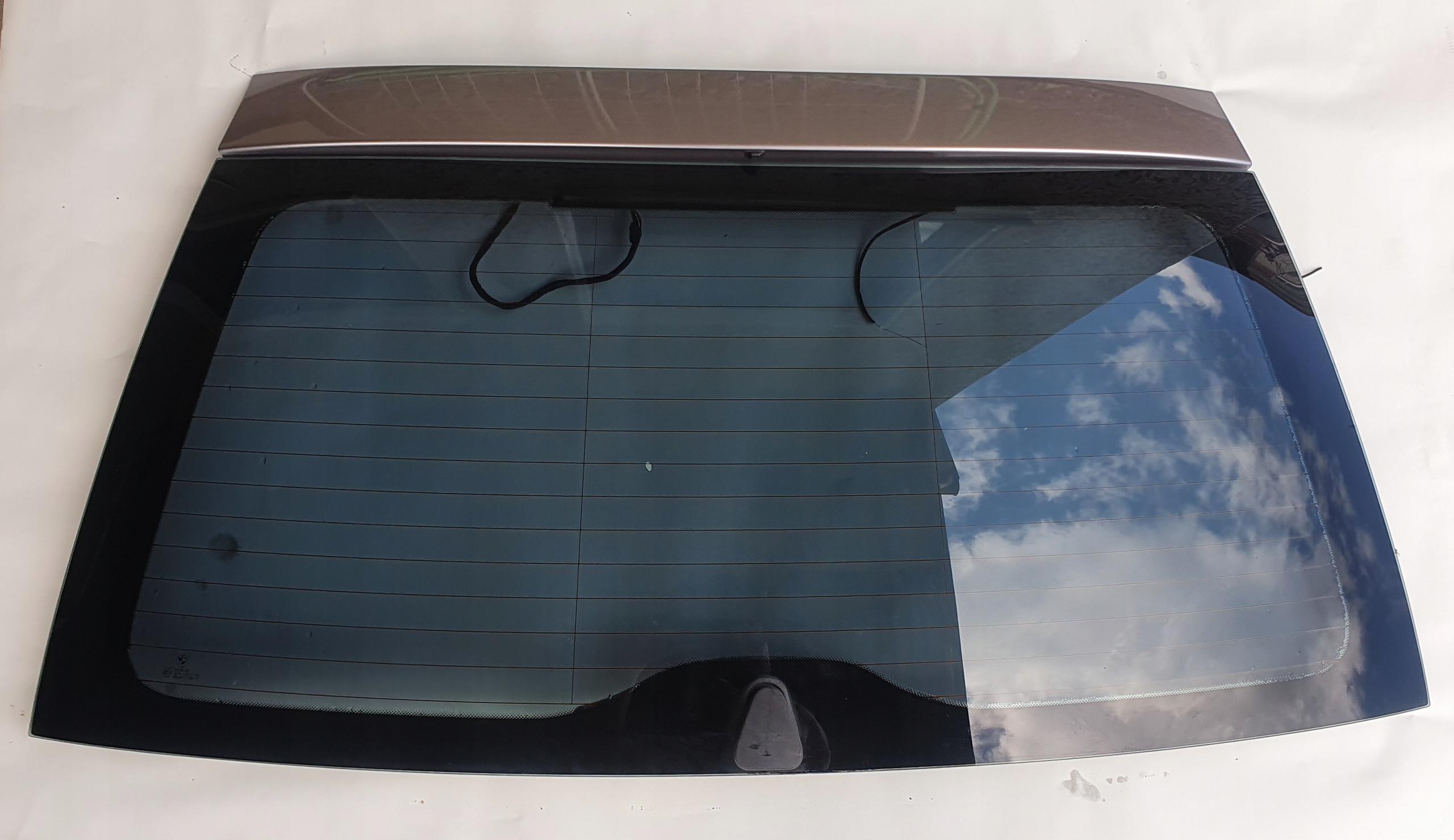 bmw e39 универсал touring стекло рамка люка багажник