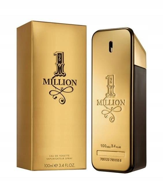 ONE MILLION Paco Rebane 1 Milion PERFUMY MĘSKIE