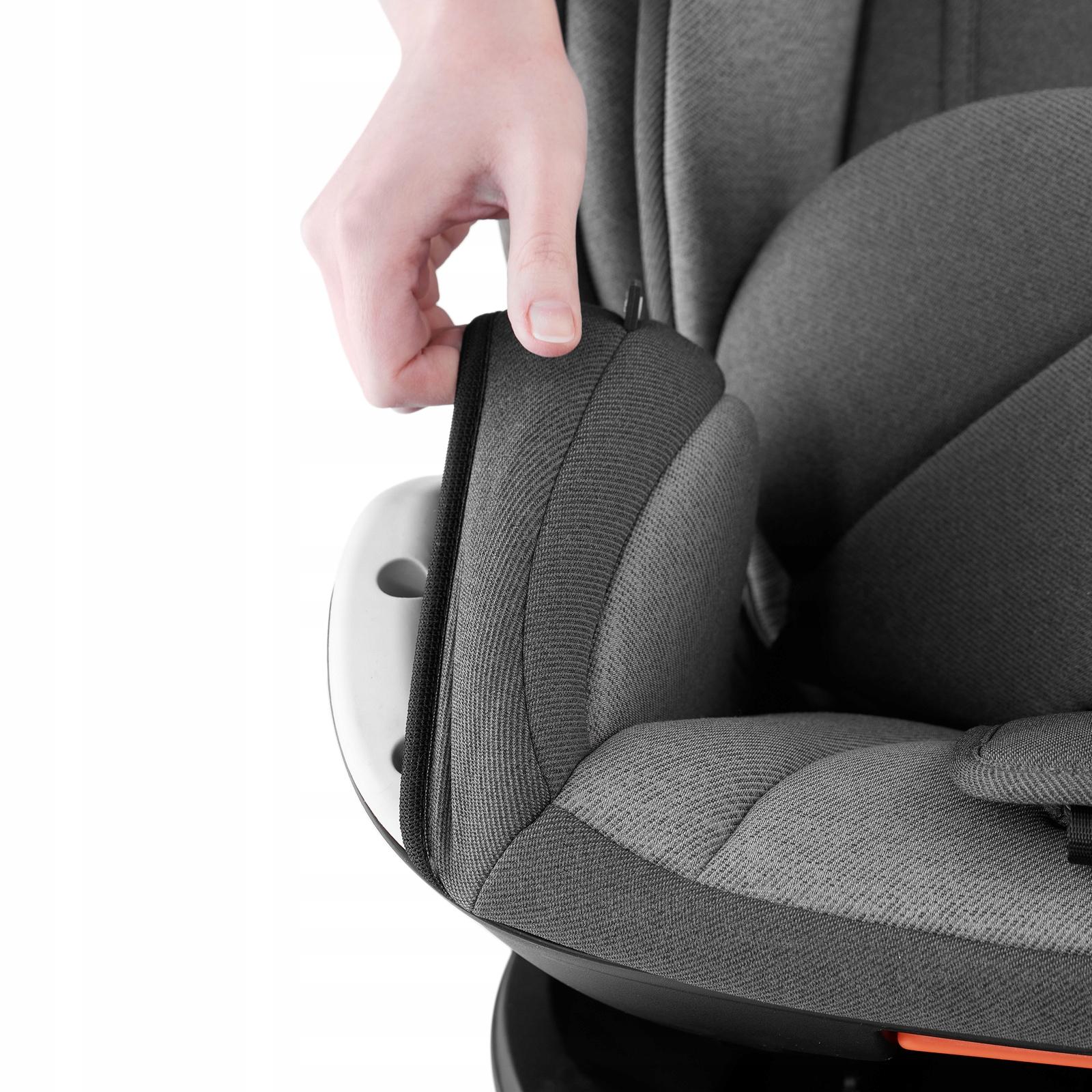 Fotelik Samochodowy 936 isofix Kinderkraft Oneto3 Informacje dodatkowe Isofix Regulacja pozycji dziecka Regulacja siedziska Regulacja zagłówka Zdejmowana tapicerka