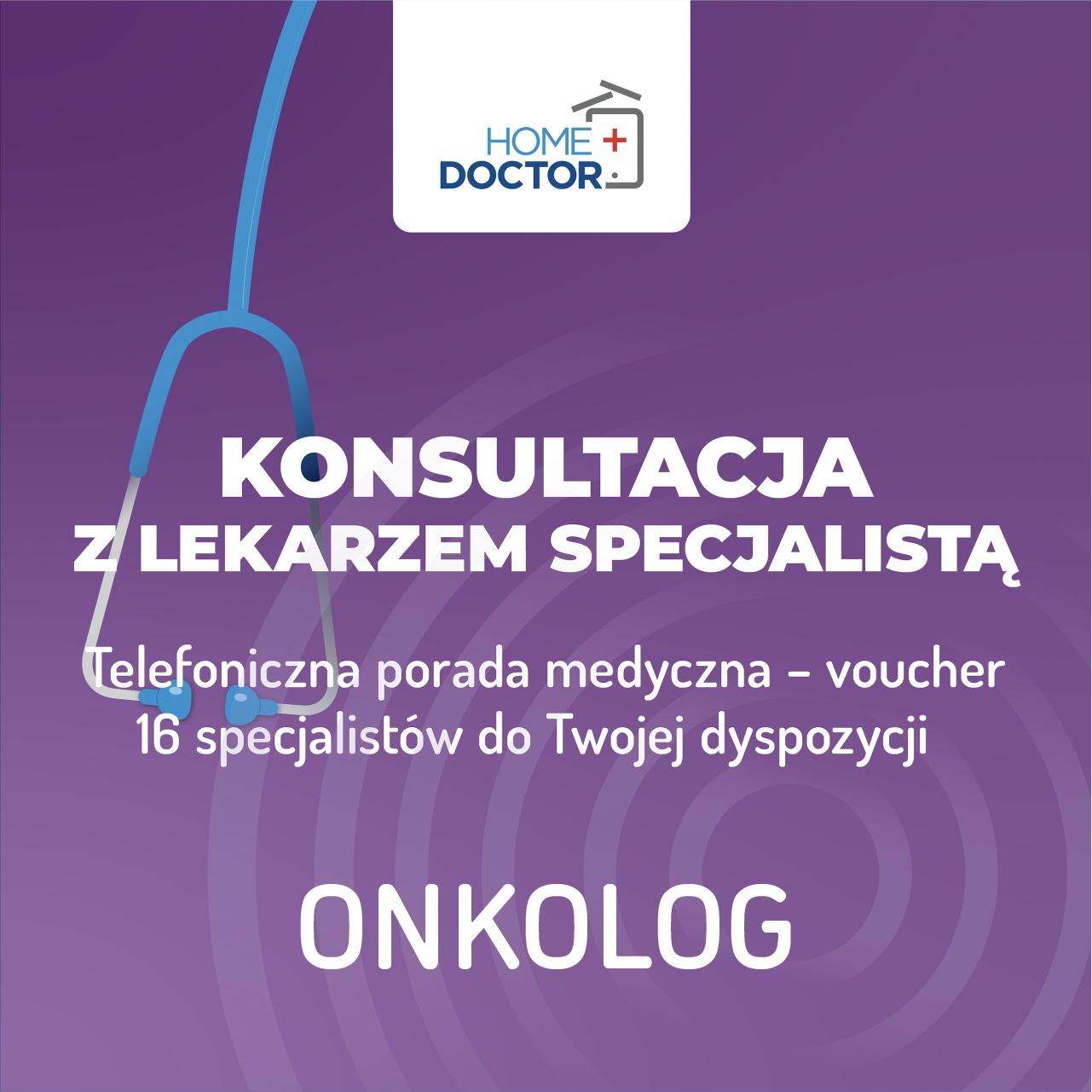 Telektonsultation s onkológom - poukážka