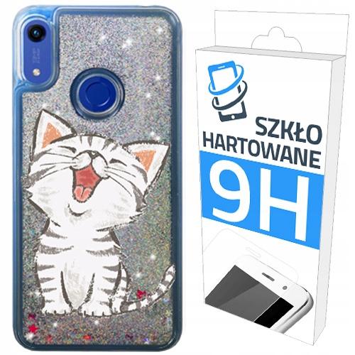 Etui Brokat+szklo Hartowane Do Huawei Y6S Case