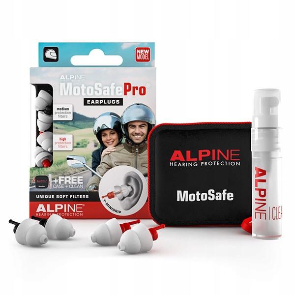 Item Plugs for bikers Pro, Alpine MotoSafe