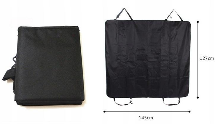 PODLOGA SEDEŽA ZA AVTO POKROV Teža izdelka z embalažo 0,5 kg