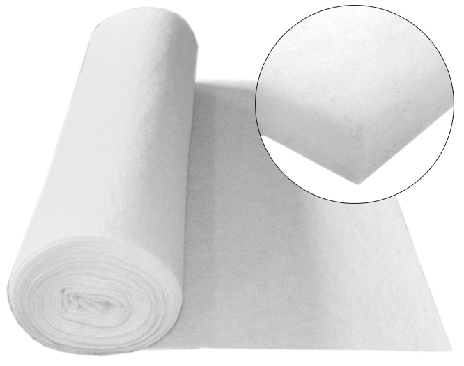 Filtračná tkanina 5205 Netkaný filter 1600mm