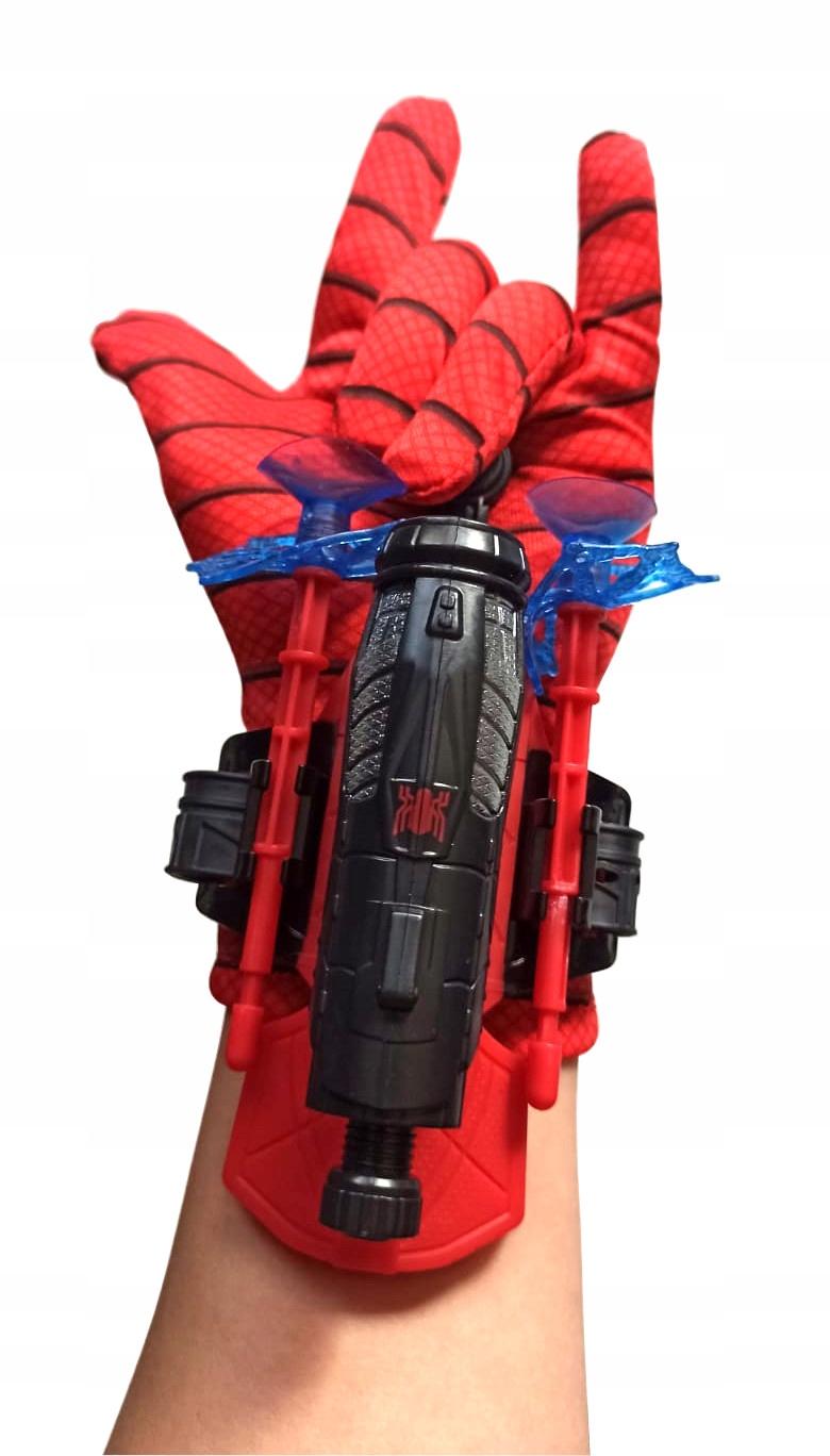 SPIDER MAN RĘKAWICA WYRZUTNIA AVENGERS SPIDERMAN