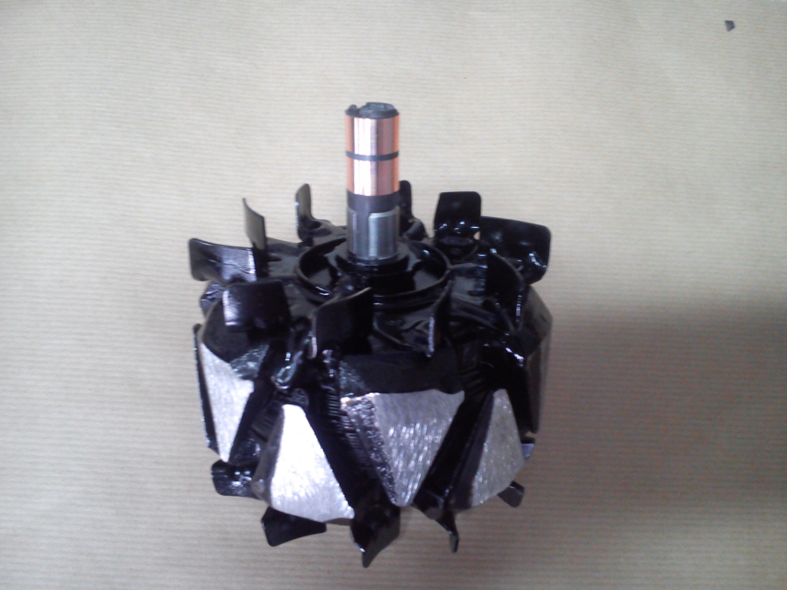 ротор генератора valeo sg 593566  593568 120-a