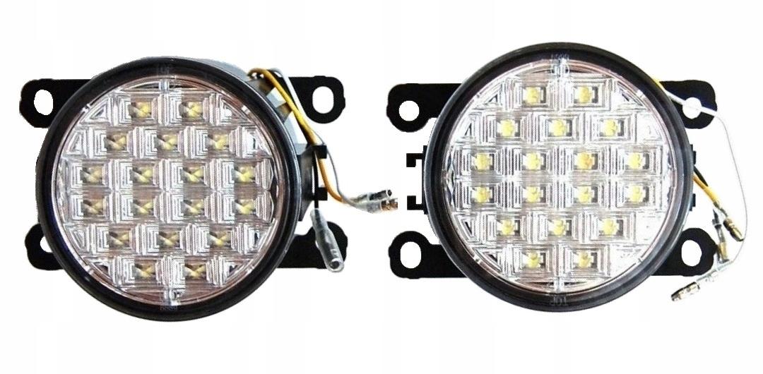 DRL Halogen LED do jazdy dziennej ponad 100 modeli 7