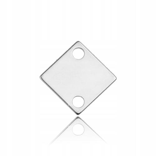 Купить Коннектор Rhombus, серебро.925 BL 267 на Otpravka - цены и фото - доставка из Польши и стран Европы в Украину.