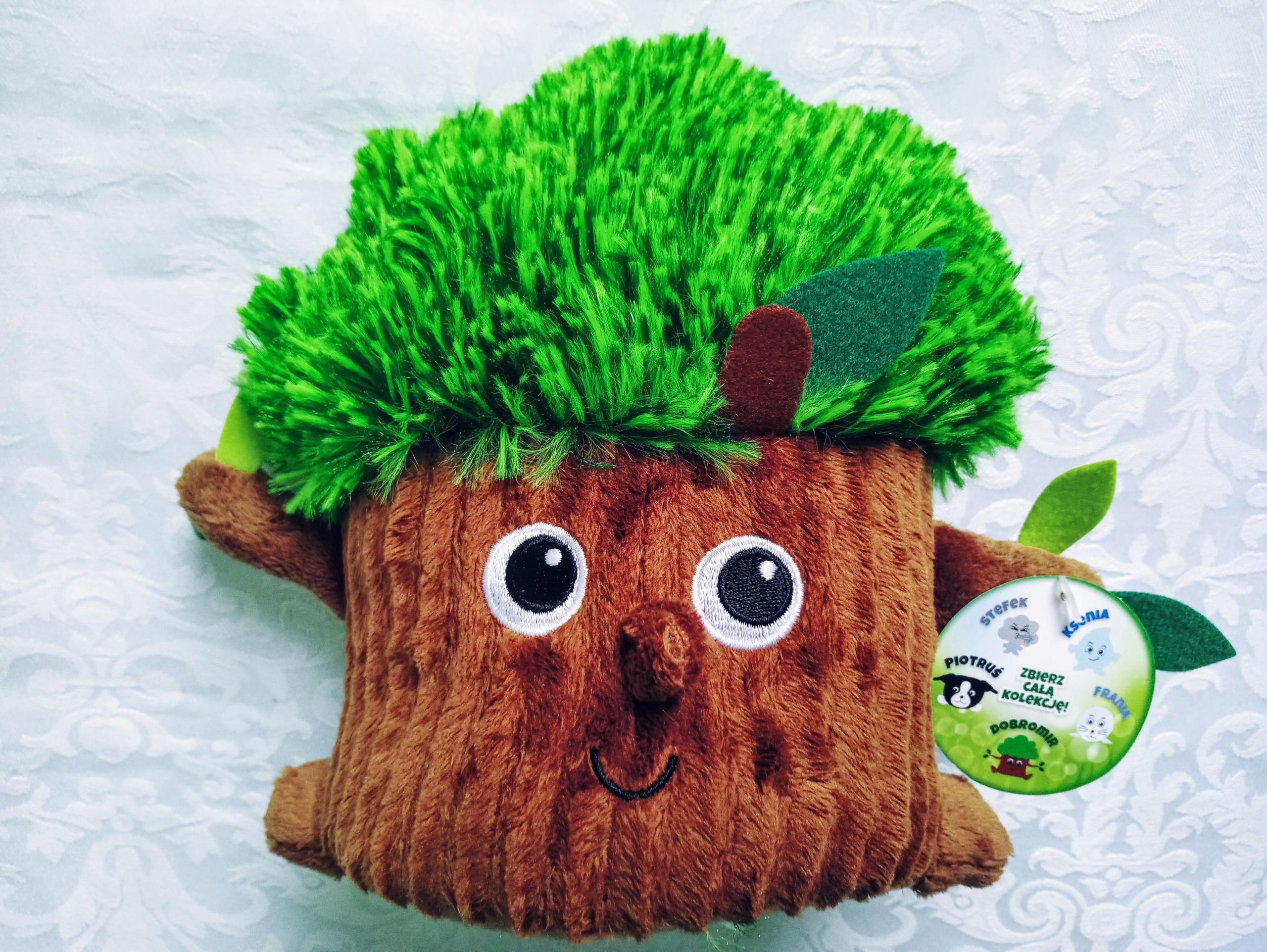 Drzewo Gang Fajniakow Maskotka Biedronka 9643963656 Allegro Pl