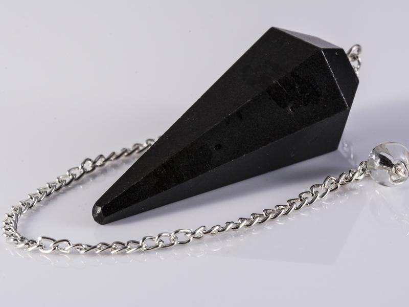 Turmalin Black Pendulum Pendulum Brazília Prívesok