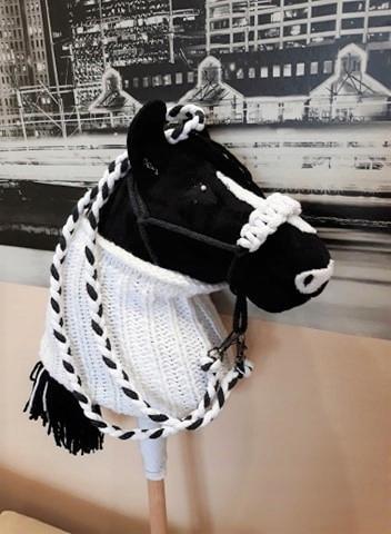 Hobby horse+halter+elm sveter-rôzne farby