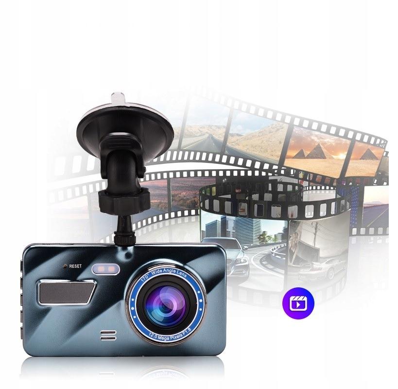 Video Rejestrator Jazdy Kamera samochodowa cofania Producent inny