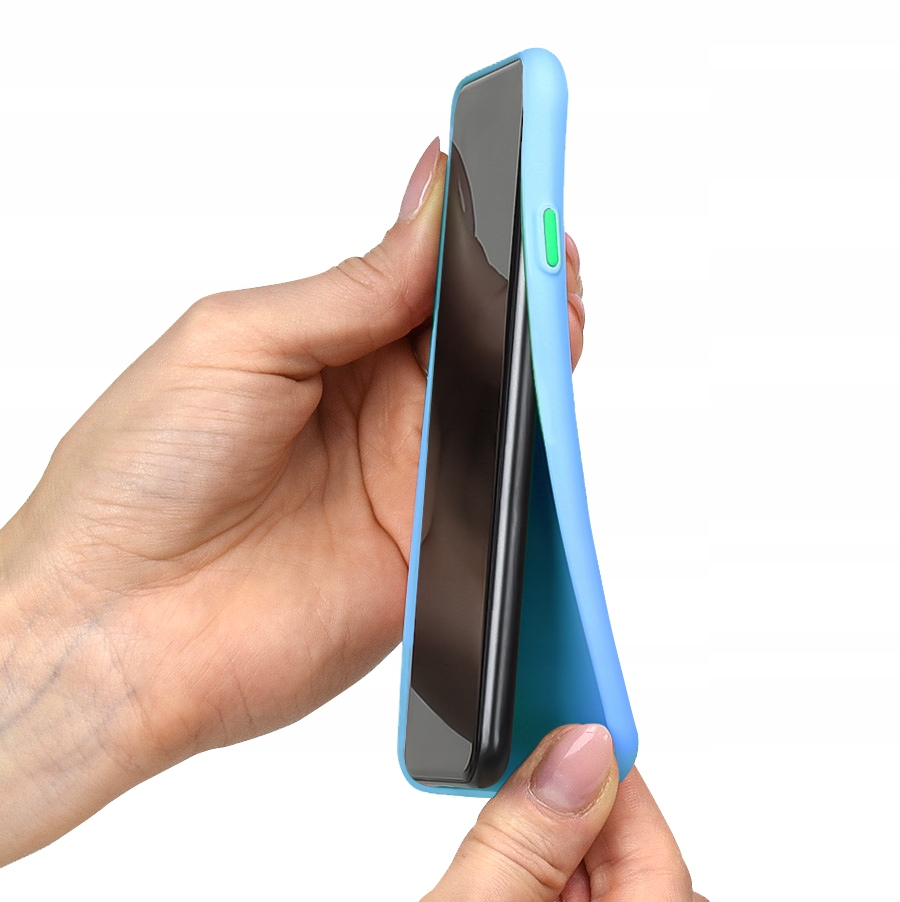 Etui do iPhone 12 Pro Case Silikon + Szkło 9H Kod producenta G46