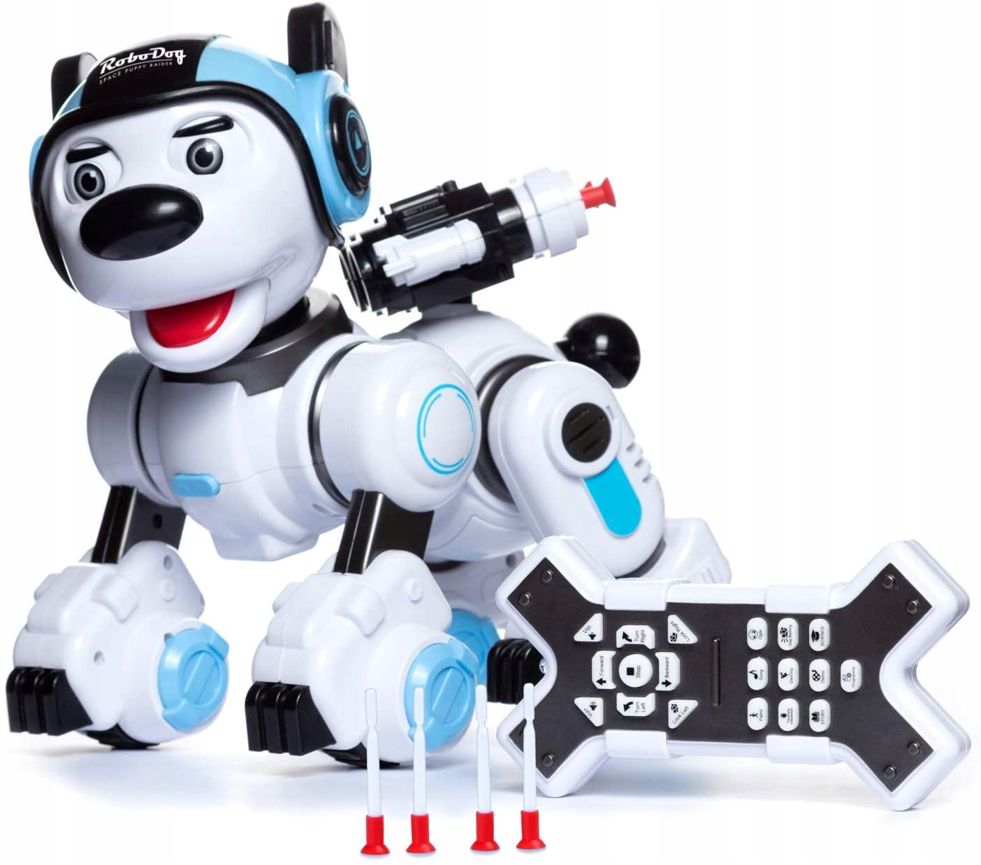 JUGUETRÓNICA Robodog INTERACTIVE TOY DOG