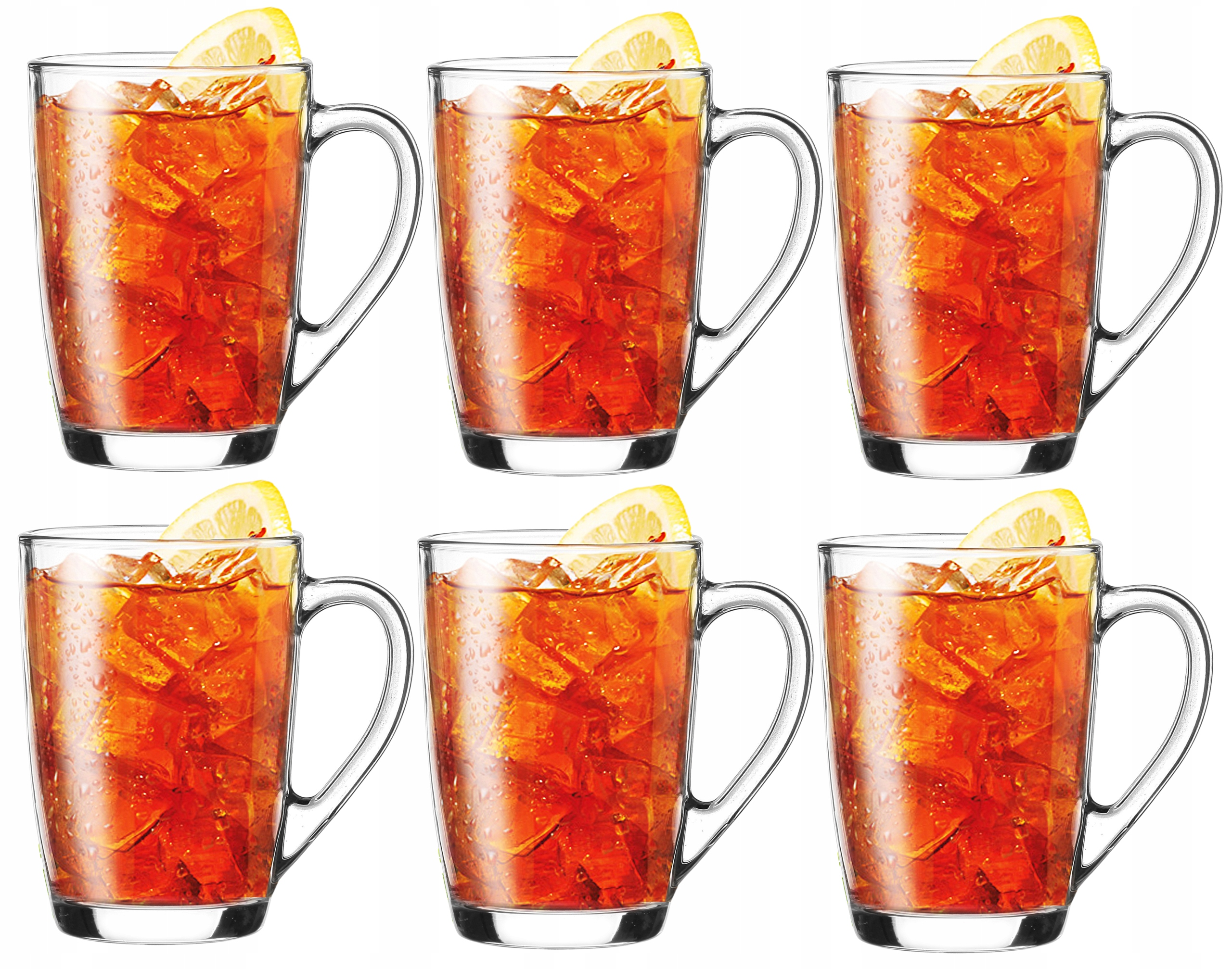 Szklanki Kubki do kawy latte herbaty ALA 300ml