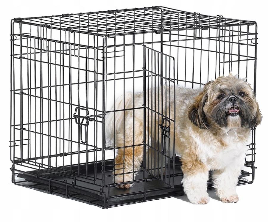 КЛЕТКА-ТРАНСПОРТЕР для собак Собаки 60x45x53см M