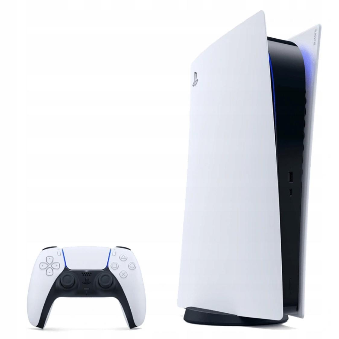 КОНСОЛЬ PLAYSTATION 5 PS5 825 ГБ 8K PAD DIGITAL