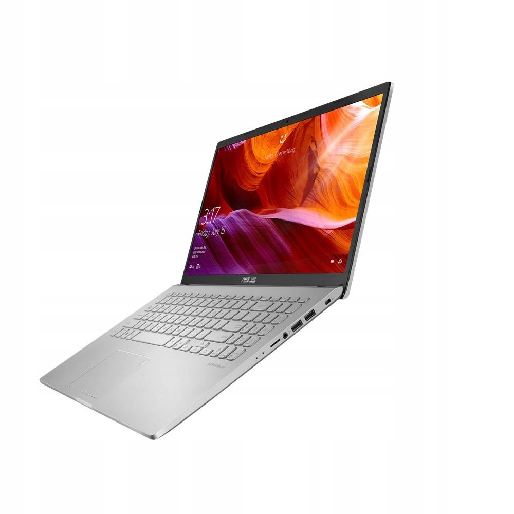 LAPTOP ASUS X509JA i3-1005G1 8GB RAM 512GB SSD Windows 10 HOME 15,6