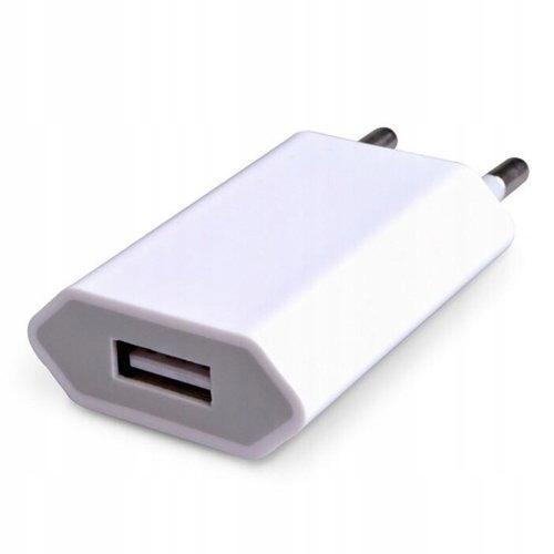 USB 5V / 1A vegglader for smartwatch-telefon