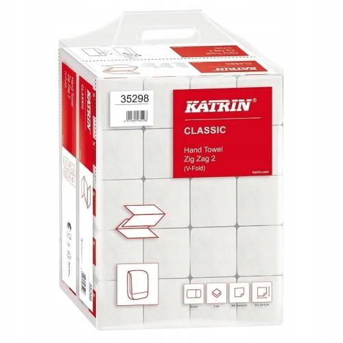 Katrin 35298 Бумажные полотенца ZZ 4000 шт.