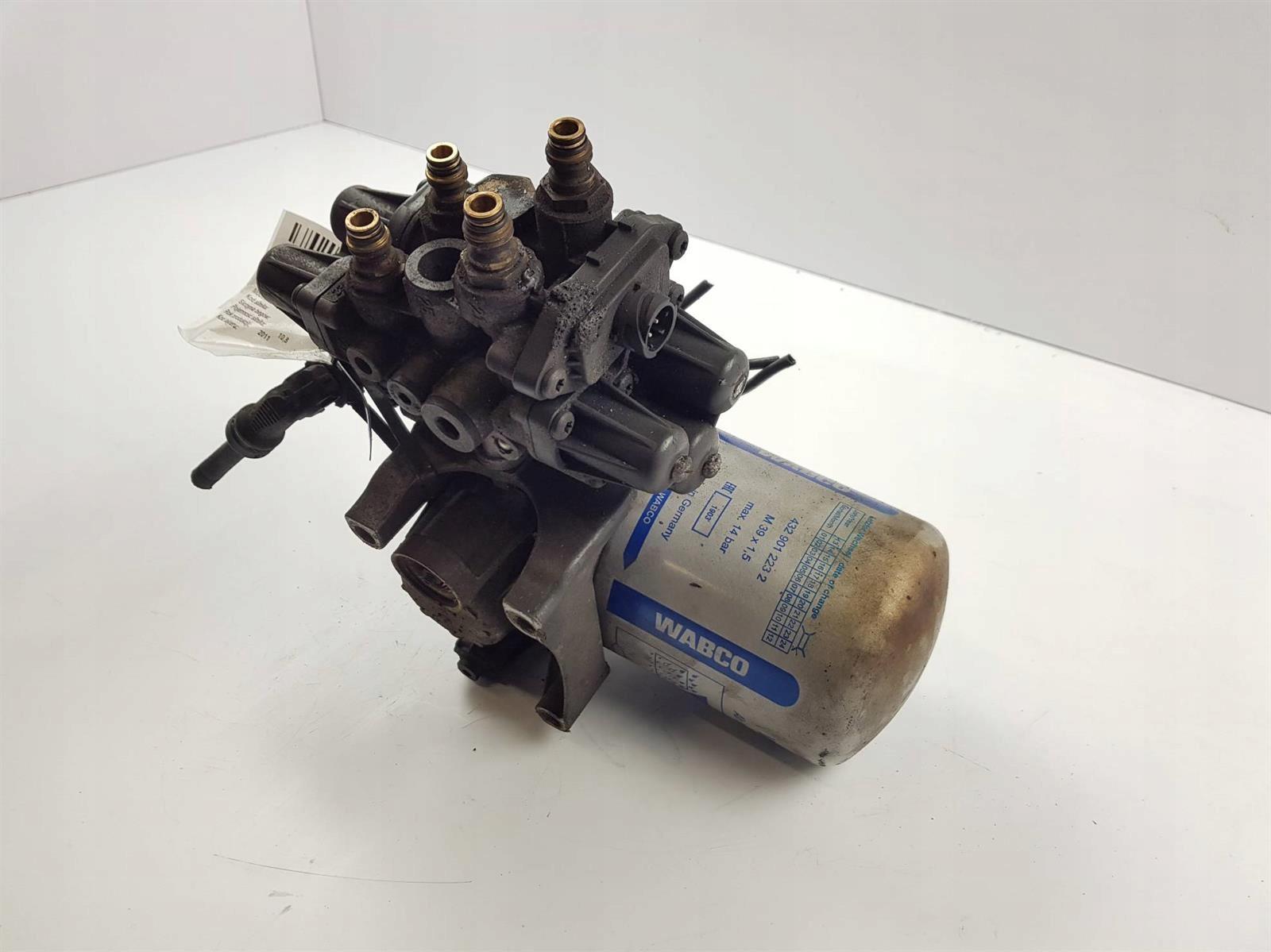 клапан воздуха осушитель премиум 430 e5 dxi 2011