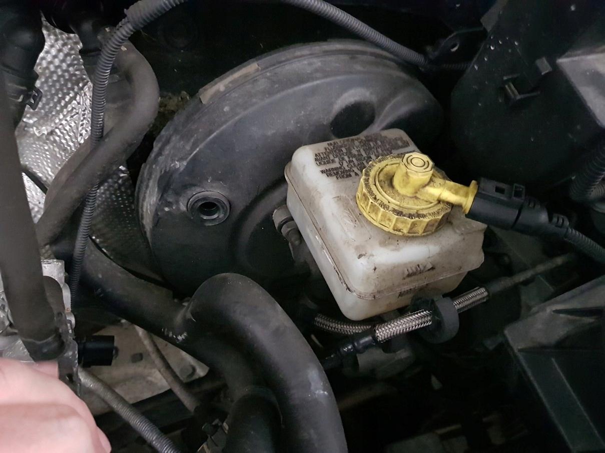 VW GOLF 4 IV 1.6 FSI BAD 110KM УСИЛИТЕЛЬ ТОРМОЗОВ,НАСОС ESP