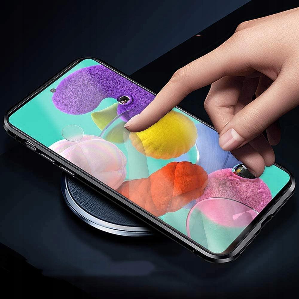 Etui Magnetyczne 360° do Samsung Galaxy A32 4G Dedykowany model Galaxy A32 4G