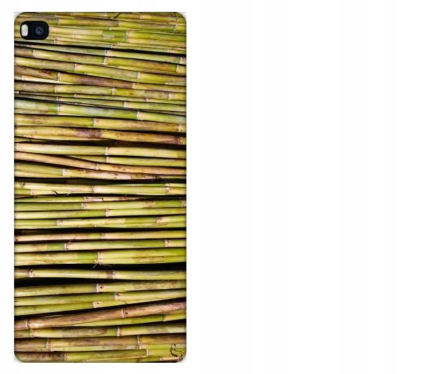 Etui pokrowiec Huawei P8 Bambus